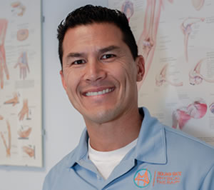 Adrian Carvalho, Physical Therapist