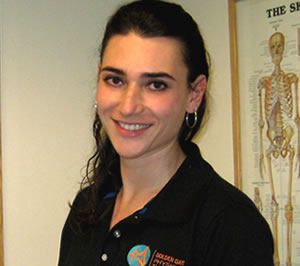 Alexandra Kloss, Physical Therapist