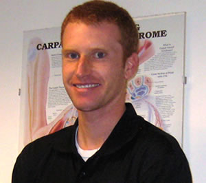 Tim Drobnick, Physical Therapist