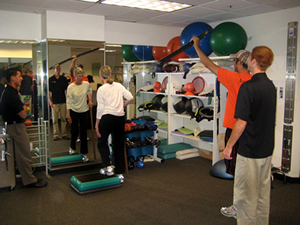 physical therapy facilities